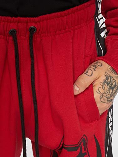Pantalons Avator Homme Shorts amp; jogging Rouge Amstaff Sa6qp5