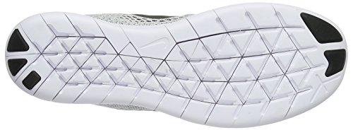 Chaussures Rn Gris De Hommes Noir Platine blanc Nike Libre Pur Course PxTgwPS