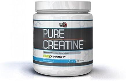 Pure Nutrition CREATIN Monohydrat Pulver CREAPURE|1kg 500g 250g|Hochdosiert 5000mg Höchste German Qualität 100% Rein Neutral Unflavored Vegan|Muskelaufbau Muskelmasse Kraftsport Fitness Bodybuilding