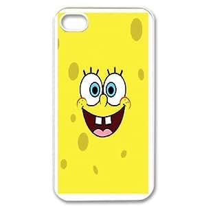 DIY Phone Cover Custom Spongebob For iPhone 4,4S NQ4843367