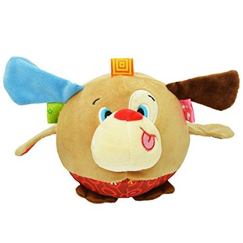 MONOMONO-Image vivid Cute Children Kids 3D Animal Shape Ball Toy (DOG) Inuyasha 3d Figure