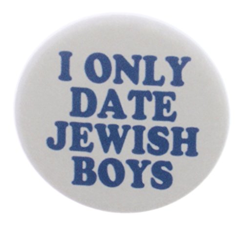 "I Only Date Jewish Boys 2.25"" Bottle Opener w/ Keyring"