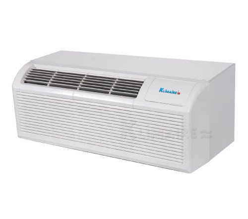 5kw Electric Heat (Klimaire 15000 Btu PTAC Heat Pump Air Conditioner with Back Up 5 kW Electric Heater)