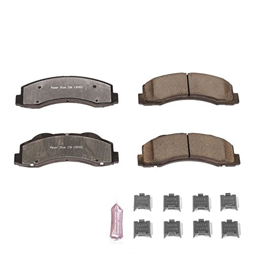 - Power Stop Z36-1414 Front Z36 Truck and Tow Brake Pads