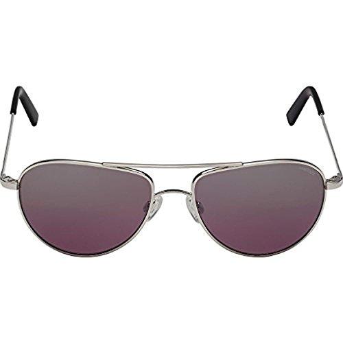 Randolph de Medium Grey Gris Homme Pink Lunettes soleil 1Pqvwr1A
