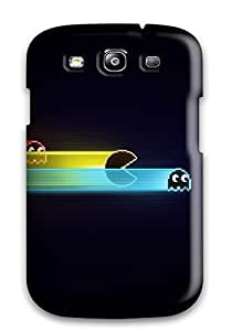 Snap-on Pacman Cover Case Cover Skin Compatible With Galaxy S3