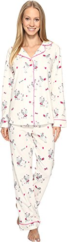 BedHead Women's Long Sleeve Classic Pajama Set Fifi Pajama Set