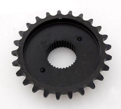 25 Tooth .750 Offset Conversion to Chain with Offset Transmission Sprocket for Harley