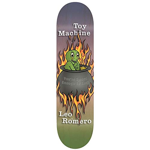 Toy Machine スケートボードデッキ ロメロ バレンタイン 8.25インチ