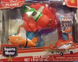 Avions Disney Tub Time Amis Body Wash Set