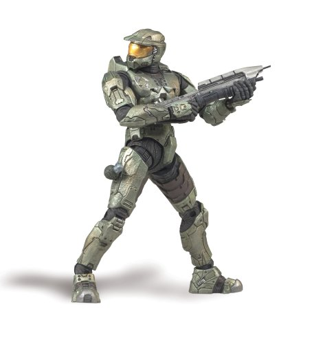 McFarlane Halo 3 Master Chief Figure, 12""