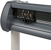 VEVOR Copa de vinilo Plotter de Corte Máquina de corte de localizador Vinyl Cutter Plotter Vinyl Cutting Machine Cutting Plotter máquina 28inch: Amazon.es: Informática