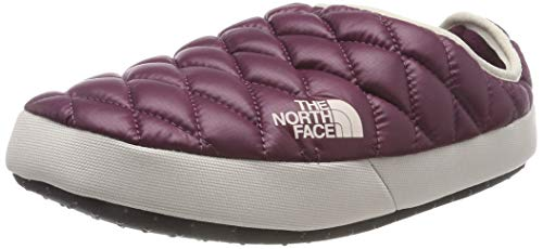 The North Face Edgewood, Stivali Chukka Uomo Marrone (Shiny Fig/Vintage White 5ug)