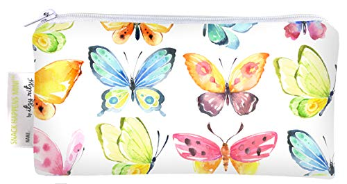 (Itzy Ritzy Reusable Mini Snack Bags - 2-Pack of 3.5