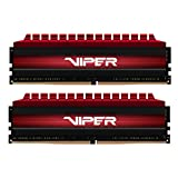 Patriot Memory VIPER 4 Series 3000MHz (PC4 24000) 16GB Dual Channel DDR4 Kit PV416G300C6K