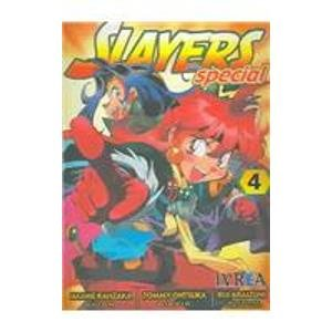 Slayers: Special 4 (Spanish Edition)