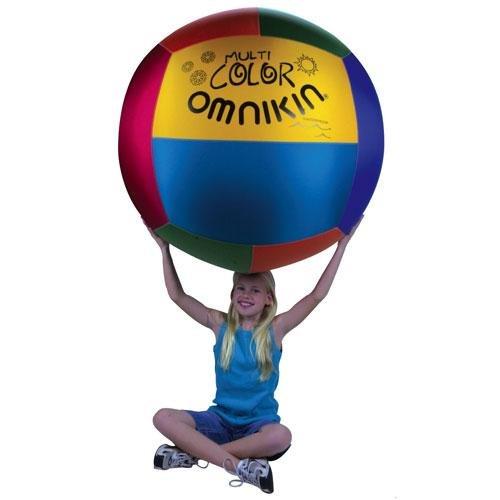Omnikin Multicolor Ball 40 in.