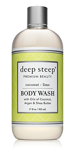 Argan Oil Body Wash (10 scents), Deep Steep