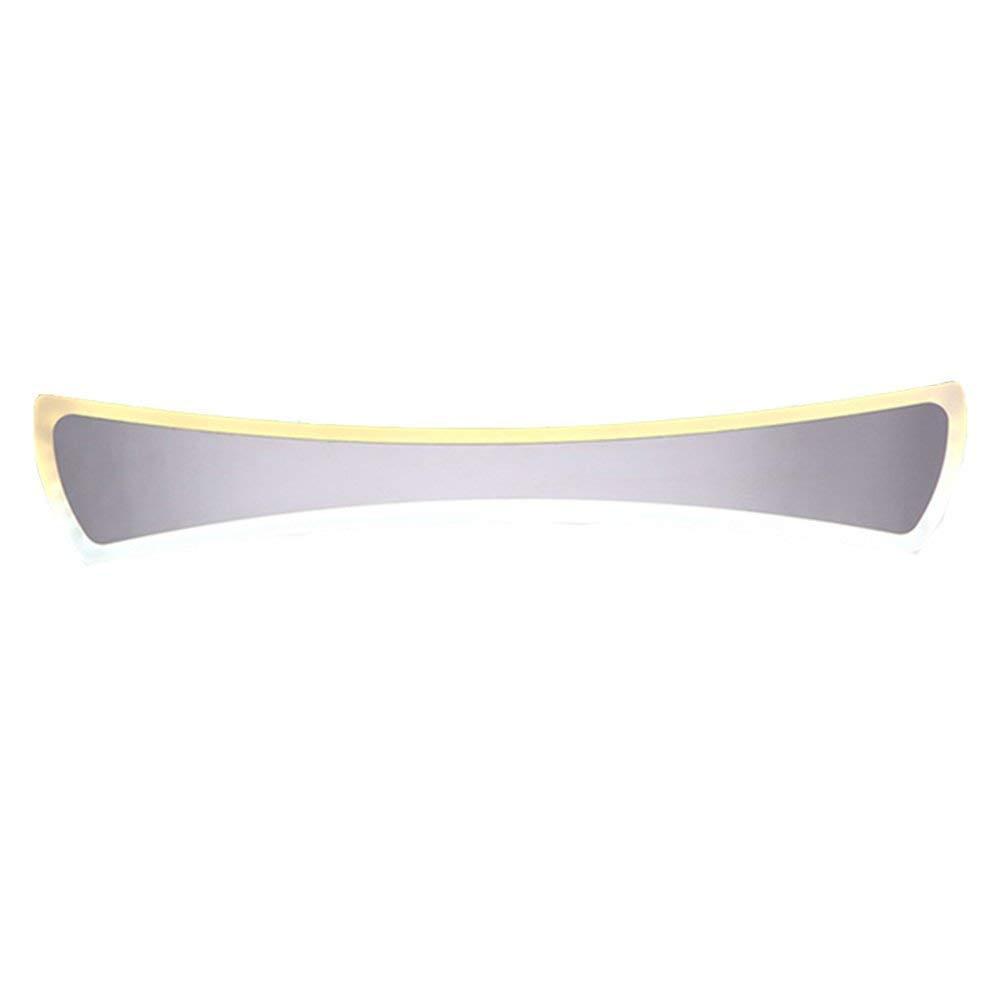 Mirror Lamps Home Badlampe LED Bad Wasserdicht Edelstahl Spiegel Scheinwerfer Freies Lochen und Einfache Anti-Fog Wandleuchte Bad Lampe (Farbe   41  9cm(16w))