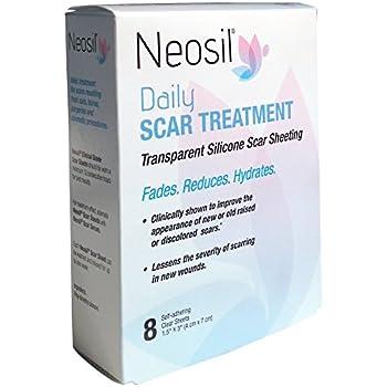 Amazon Com Neosil Neo 0159 Daily Transparent Silicone