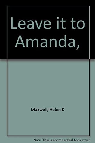 book cover of Leave It to Amanda