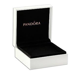 Pandora 590702HV-18 Silver Snap Clasp Bracelet 7.1in