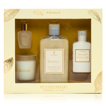 Expert choice for thymes goldleaf gift set