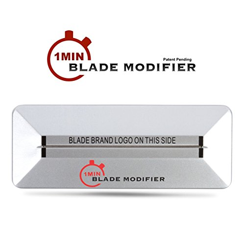 1Min Blade Modifier by The Rich Barber | 1 Minute Clipper Sharpener Tool for Andis, Wahl, Oster, BaByliss Trimmer Blades & More by The Rich Barber (Image #9)