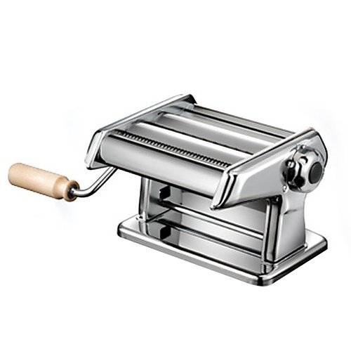 CucinaPro 190 Pasta Maker Machine, Large, Stainless