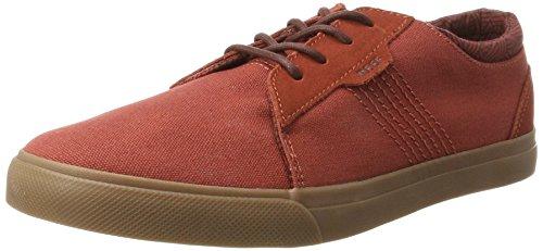 Reef Men Ridge Fashion Sneaker Brick/Gum