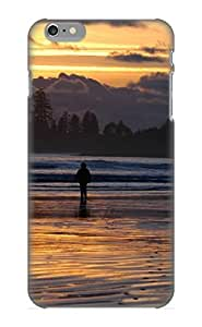 Appearance Snap-on Case Designed For Iphone 6 Plus- Sunset Pictures(best Gifts For Lovers)