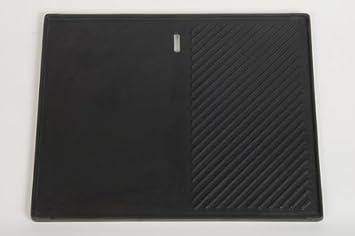 Grillplatte Für Gasgrill : Gusseiserne grillplatte cm fr grills gasgrills amazon