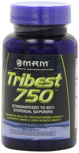 MRM Tribest Capsules, 750 mg, ...