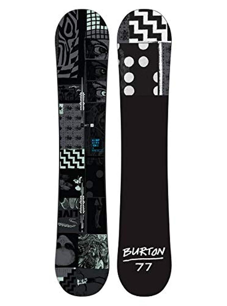 [해외] BURTON(버튼) 스노보드 판 맨즈 AMPLIFIER 2018-19년 모델 154/157CM 15100103000 스노 보드 플랫 제로 캠버
