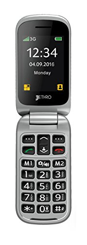 Jethro SC330 Unlocked Certified Emergency