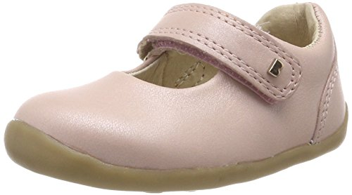 Bobux Kids Baby Girl's Step Up Delight Mary Jane (Infant/Toddler) Blush Shimmer 22 M EU