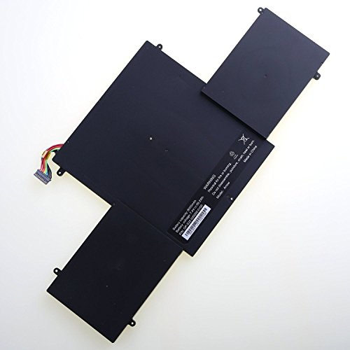 HWW New 7.4V 59.2Wh 8000mAh Arrow Battery Compatible with Google Chromebook Pixel GP-S22-000000-0100 Series