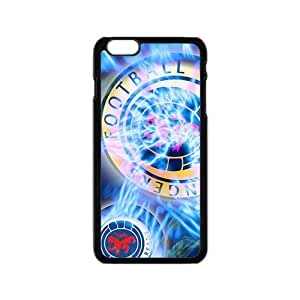 Shiny blue football club Cell Phone Case for iPhone 6