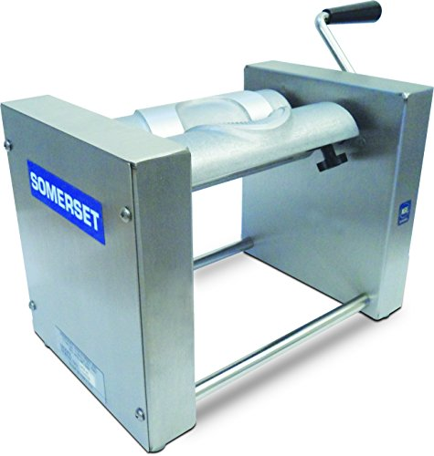 Somerset SPM-45-1 Pastry and Turnover Machine, DS3 Die Included by Somerset Products