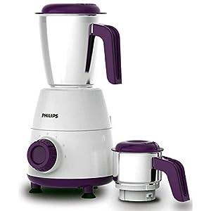 PHILIPS HL7506/00 500W Mixer Grinder, Purple