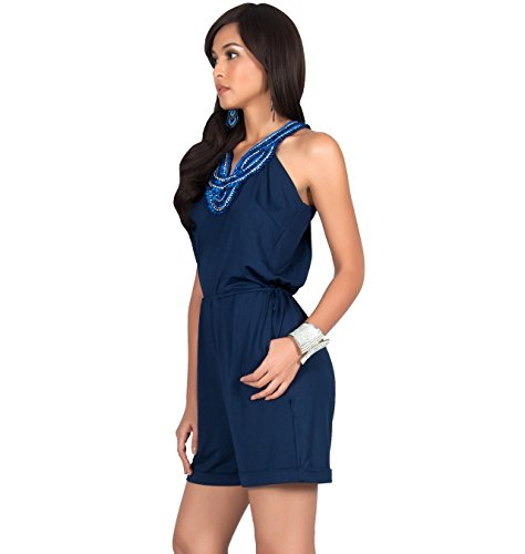 38674326d81a KOH KOH Womens Sleeveless Sexy Cute Cocktail Party Summer Short ...