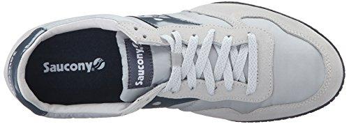 Saucony Originals hombre Bullet Classic Zapatillas Light Grey/Slate