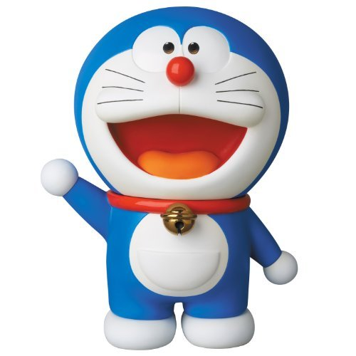 VCD Doraemon (STAND BY ME Doraemon Ver.) (Manufactured by non-scale PVC Painted)