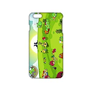 Cool-benz angry birds (3D)Phone Case for iPhone 6