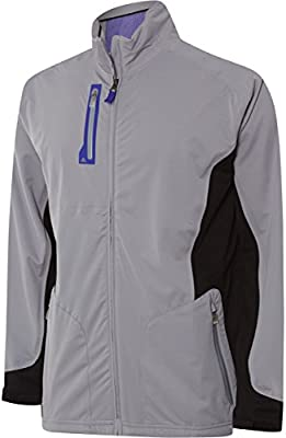 adidas 2015 Climaproof Advance Rain Full Zip Waterproof Mens Golf Jacket