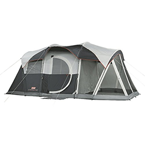 Coleman Elite Weathermaster 6 Screened Tent - 17' x 9'