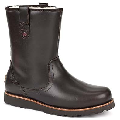 Amazon.com | UGG Men's Stoneman Stout Leather 16 D US