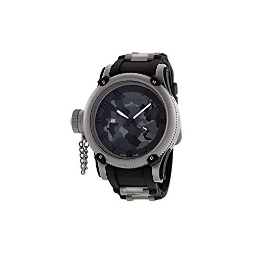 Invicta Men's 1202 Russian Diver Collection Camo Watch ()
