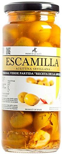 Escamilla Aceitunas Verdial Partida, 340 g