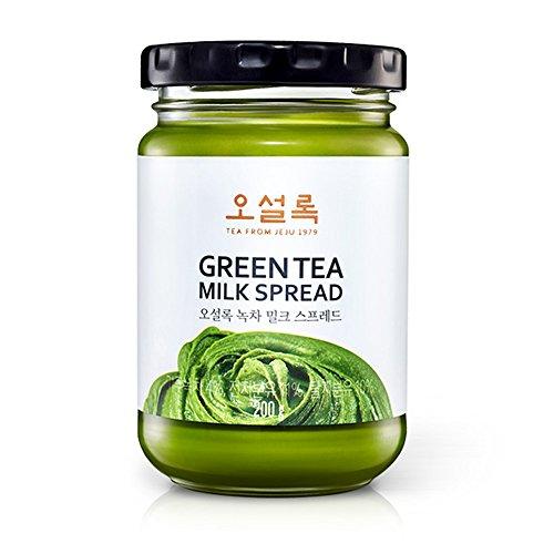 O'sulloc Green Tea Milk Spread 200g (4 Pack)
